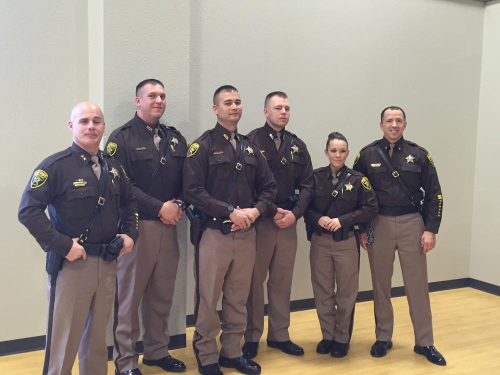 Saline County Sheriff S Office Welcomes Four 4 New